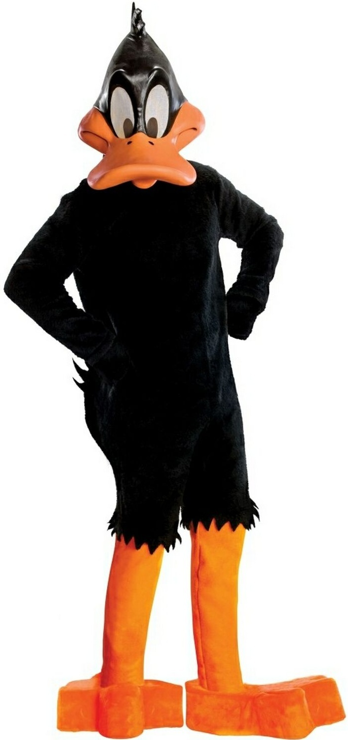 daffy duck costume supreme edition the sole reason for daffy ducks existence is to be daffy - Yosemite Sam Halloween Costume