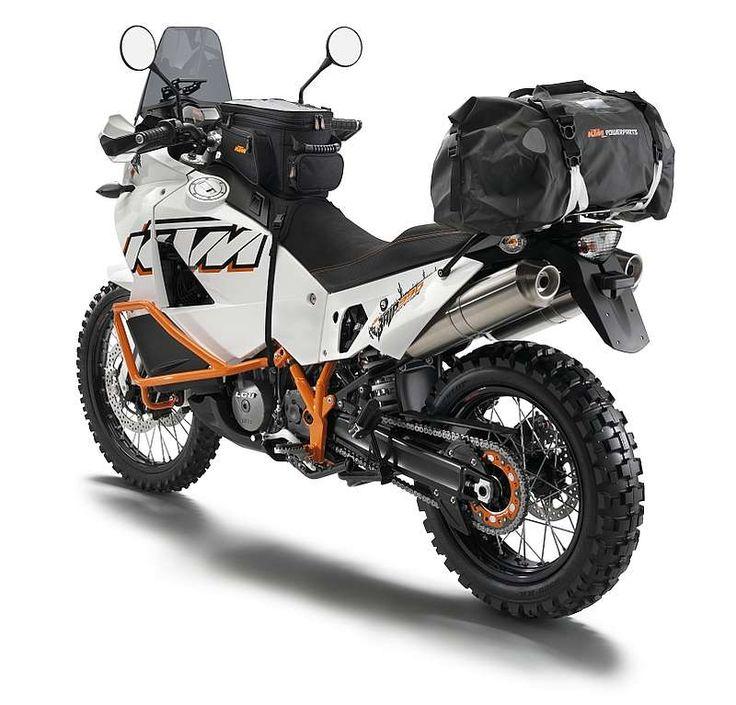 KTM 990 Adventure Baja Edition... Yes please!