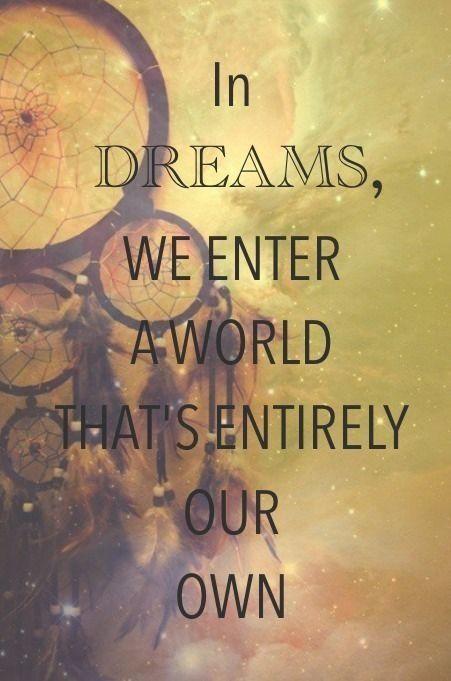 Beautiful dreamcather quote! #bohemian ☮k☮ #boho