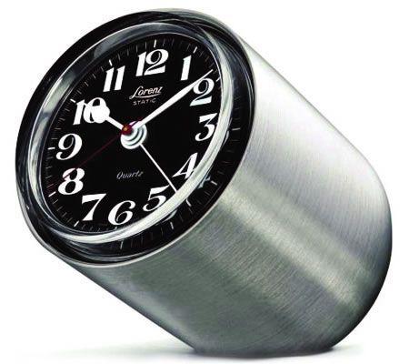 1960 Compasso d'oro Static, orologio, Richard Sapper, Lorenz S.p.A. #design #clock