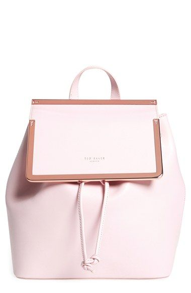 Ted Baker London Metal Trim Backpack