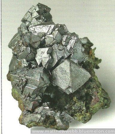 """exclusiveminerals > Cuprite, Sepon Mine, Laos; c. 3"""" across > Cuprite"""