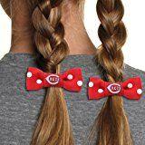Cincinnati Reds Hair Bows