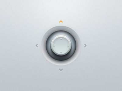 With the flat design trend, no-one talks about skeuomorphic UI design anymore. This is nice and clean.