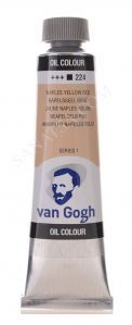 Talens Van Gogh Yağlı Boya 40 ml. 224 Naples Yellow Red