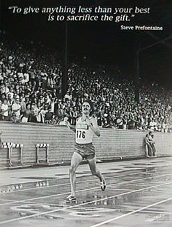 Steve Prefontaine Motivation Pinterest Words Gifts And ...
