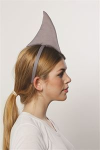 Shark Fin Headband - 358708 | trendyhalloween.com #halloweenaccessories