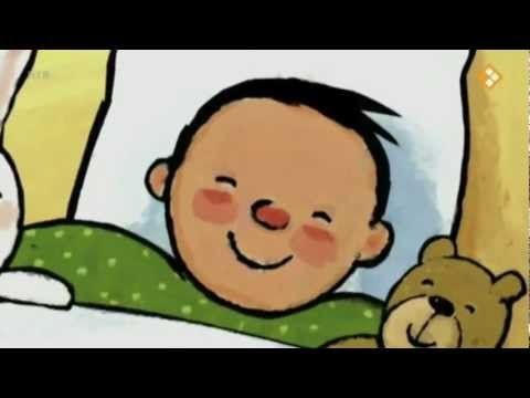 Jos wil niet slapen (digitaal prentenboek)