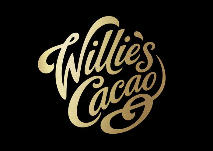 hand drawn scriptDesign Inspiration, Logo, Willie Cacao, Gingers Limes, Dark Chocolates, Google Search, Willis Cacao, Chocolates Bar, Typography Inspiration
