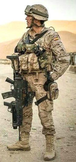 2010 c Soldado español afganistán.