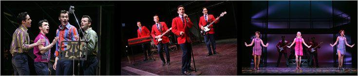 Jersey Boys in Las Vegas #1 Show
