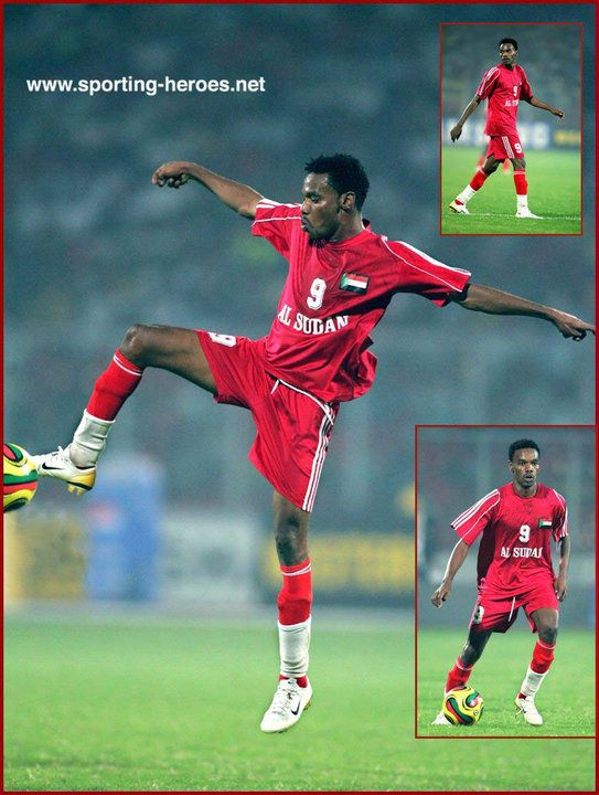 Hamouda Bashir - Sudan - African Cup of Nations 2008
