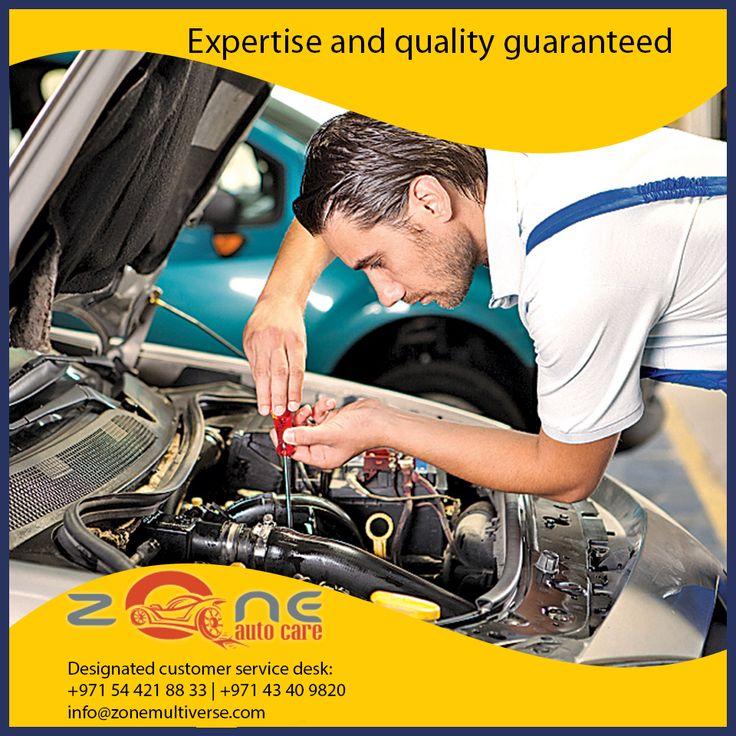 Zone Auto Care Garage Al Quoz Dubai We currently offer
