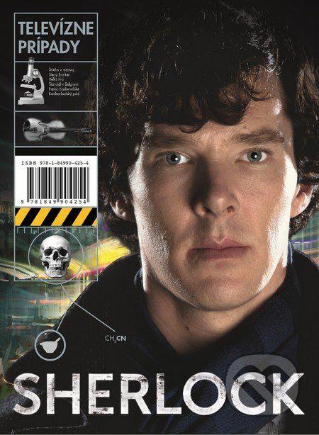 SHERLOCK Kniha pre fanúšikov úspešného seriálu BBC o Sherlockovi Holmesovi. Zápisky Johna Watsona o priebehu vyšetrovania jednotlivých prípadov obsahujú fotografie z miesta činu, ale aj zo stola patológa. Čitateľ si môže podrobne prehliadnuť výstrižky z novín, policajné správy, cestovné lístky, útržky e-mailových konverzácií, SMS a iné dôkazy.  Z rozhovorov s tvorcami seriálu sa dozviete zaujímavé informácie od nápadu zasadiť dej do súčasnosti až po výber predstaviteľov hlavných hrdinov.