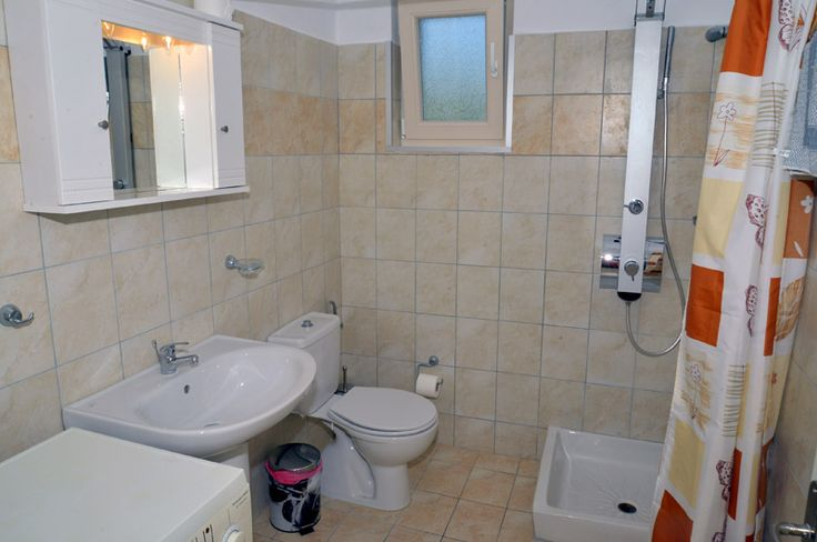 corfu luxury apartment no 34 santos, bathroom
