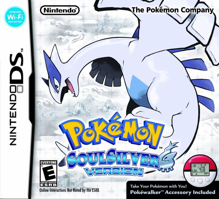 Amazon.com: Pokemon SoulSilver Version: Video Games
