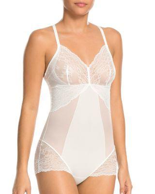 SPANX Spotlight On Lace Bodysuit. #spanx #cloth #bodysuit