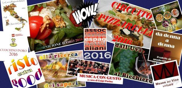 Nuova Home Page di Spaghettitaliani.com - Portale di gastronomia, ricette, alberghi, ristoranti, vini, foto, musica, sport, made in Italy