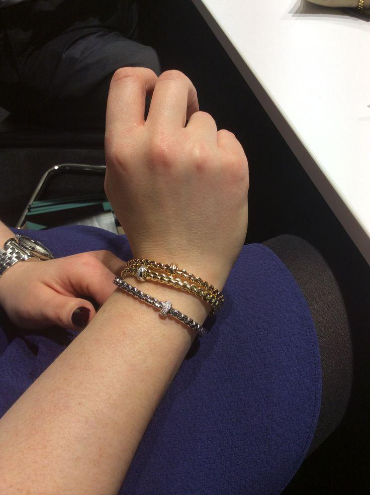 Fope Flexi bracelet coming soon!