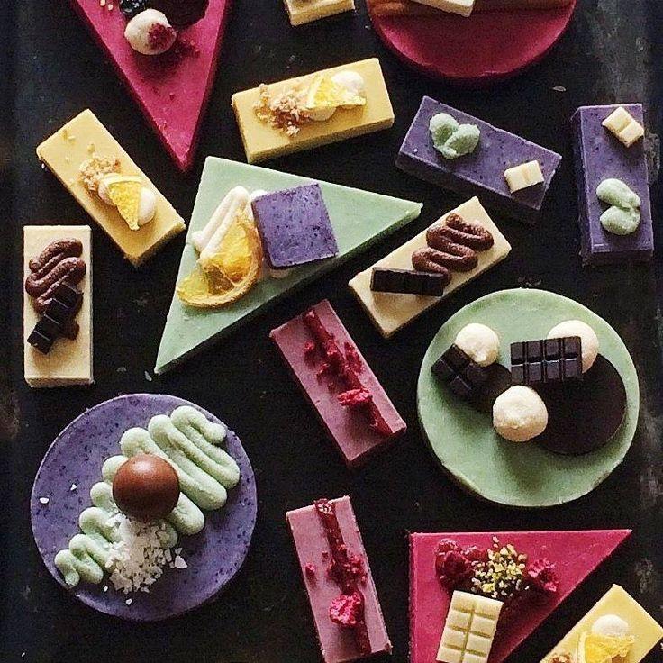 Pana Chocolate Raw Cakes