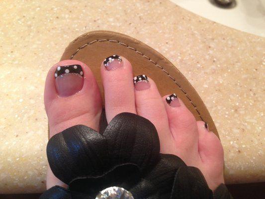 Stiletto Nails Amber Rose