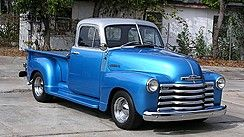 1952 Chevrolet 3100 5 Window Pickup... Brought to you by #CarInsuranceagents at #HouseofInsurance in Eugene, Oregon