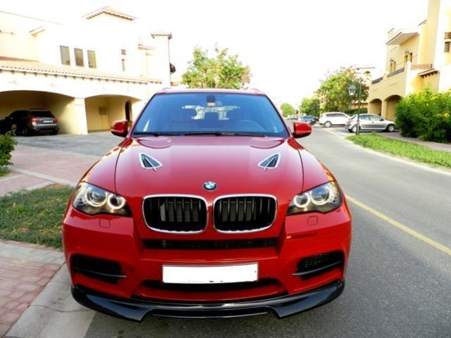Dubizzle Dubai | X5: BMW X5 M POWER MODEL 2011 ORIGINAL SCHNITZER KIT DONE ONLY 20000KM!