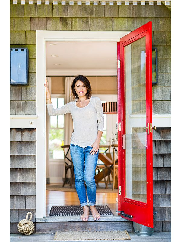 "Inside Bethenny Frankel's New Country Home | HAPPY HAVEN | ""All summer and all winter, anytime I have a free weekend, if I'm not traveling for work or have an obligation, I choose to be here,"" Manhattanite Bethenny Frankel tells PEOPLE about the five-bedroom Bridgehampton, New York, home she purchased in April. The Real Housewives of New York City star says her country house ""represents peace and freedom."""