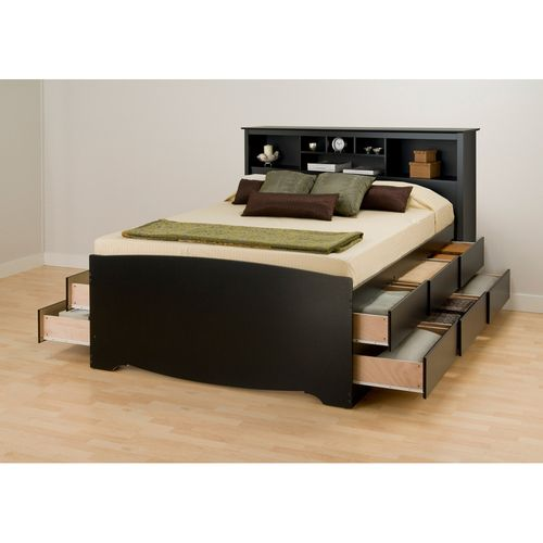 23 curated storage beds ideas by nkmacintosh captains for Captains bed full ikea
