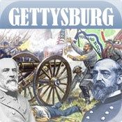 BATTLE OF GETTYSBURG includes 60 high quality photos and drawings, 10 maps, 10 first-hand accounts. A six minute narrated multimedia movie summary brings the most important battle in American History to life. Program highlights include a reading of the Gettysburg Address, delivered by President Lincoln, at the dedication of the Gettysburg National Cemetery.