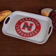 Nebraska Cornhuskers Serving Tray #UltimateTailgate #Fanatics