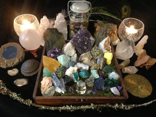 Witchcraft and Nature and Gods, OH MY! | Personal Altars