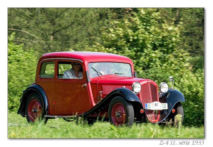 1933 Zbrojovka Z-4
