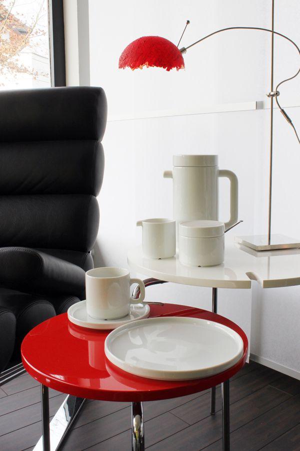 Life Revival Design Kaffeegeschirr von Lutz Rabold mit dem Türgriff-Henkel nur bei Friesland Porzellan