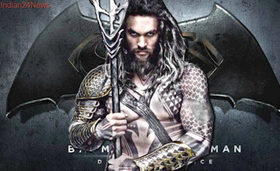 Aquaman actor Jason Momoa says playing the DC character is best moment of his career