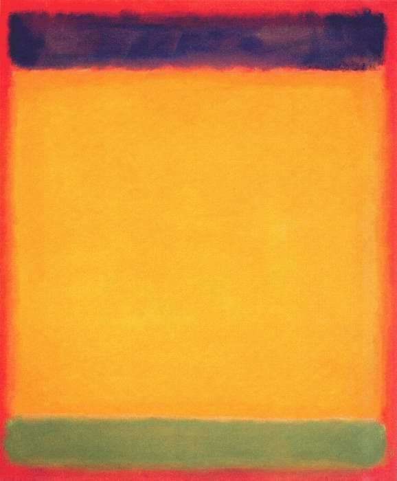 a biography of rothko a painter Biography nevertheless, after briefly working as a house painter, he established himself as a commercial artist and became immersed in his own painting and the .