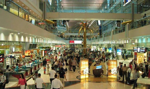 The Dubai Shopping Mall