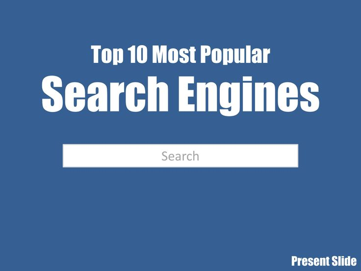 Search Engines are one of the most important part of Internet. Whenever we need some information we just type in our query in one of the top…