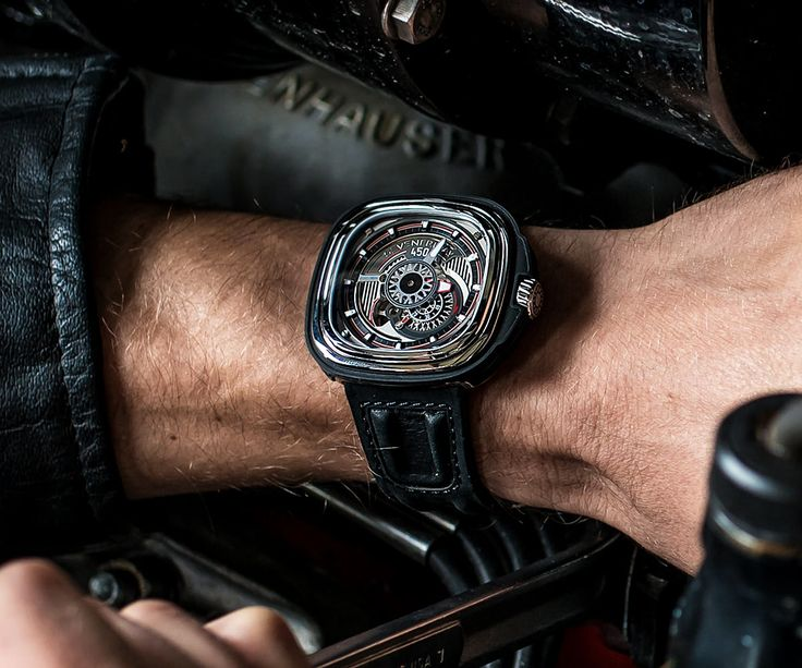 Review: SevenFriday Hot Rod Limited Edition