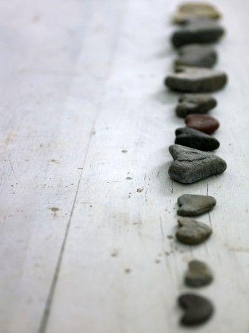 stone hearts ♥