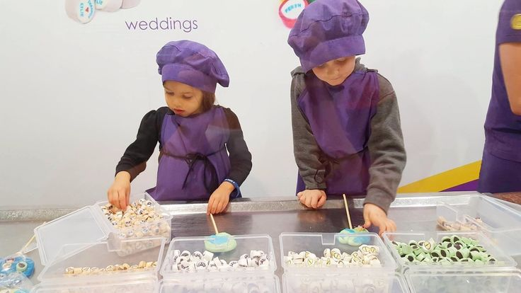 Roc Candy - Make your own lollipop - Blog Reviews | - Buggybuddys