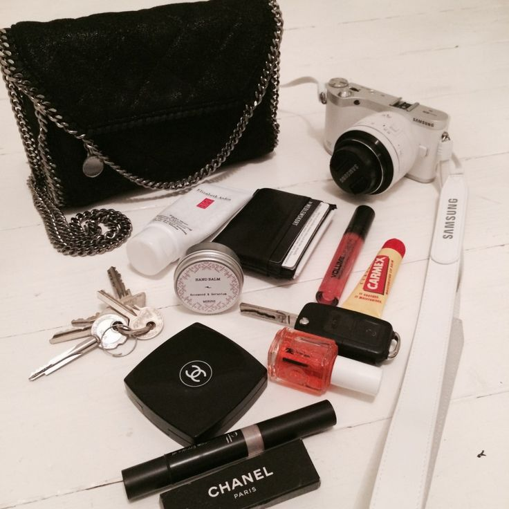 What's always in my bag by Simone Tajmer - Click and see which Mirins Copenhagen product thats always in her bag <3