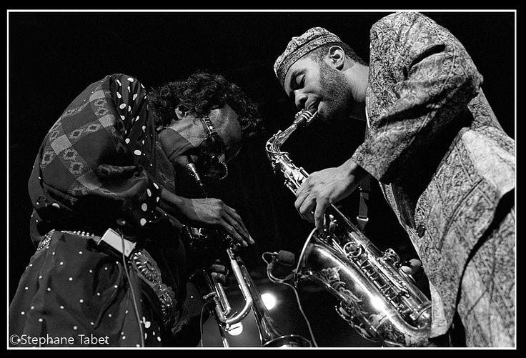 Miles Davis with kenny garrett.