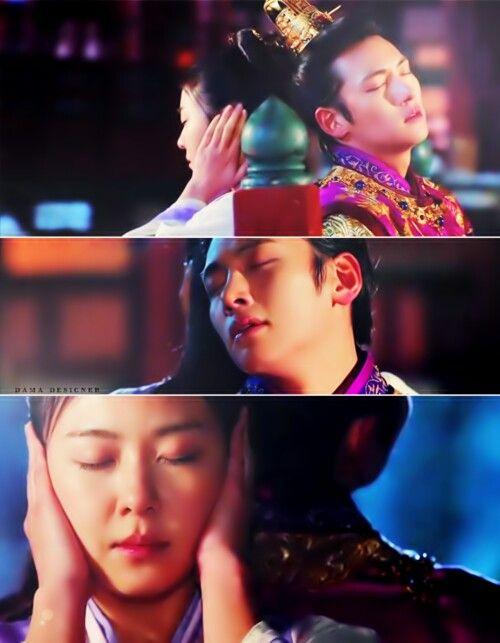 Ha Ji Won & Ji Chang Wook, Empress Ki