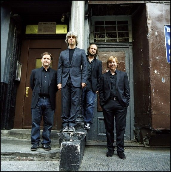 Phish – New Year's Eve at MSG? (we all know it's coming though)