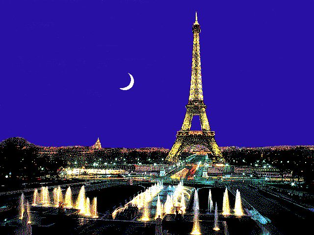 One of the reasons we love our London program.....#Paris overnight!