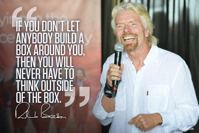 Richard Branson  #richardbransonquotes