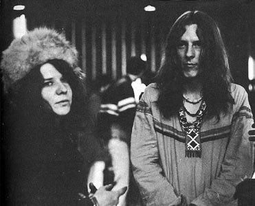 Janis Joplin, James Gurley - 1967.