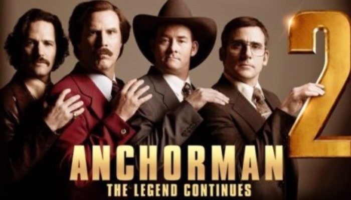 ANCHORMAN is many people's favorite comedy. How does the sequel measure up for you? https://yourfamilyexpert.com/anchorman-2-family-movie-review/