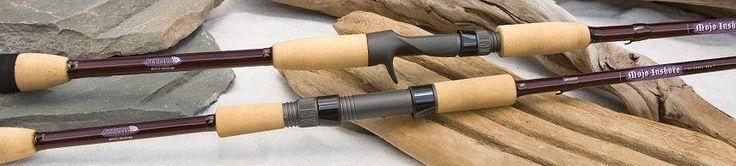 St.Croix Mojo Inshore Fishing Rods